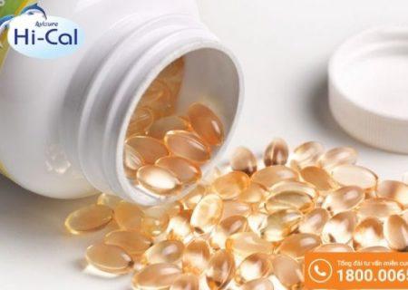 Tác dụng của omega 3 cho sức khỏe