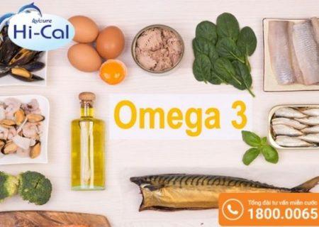 Omega 3 có trong thực phẩm nào?