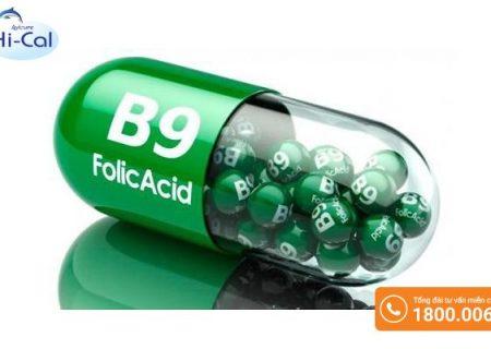 TOP 6 thuốc bổ sung axit folic cho bà bầu