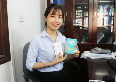 Chị Vui – Văn Giang – Hưng Yên