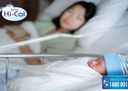 Sau sinh và 6 vấn đề mẹ nào cũng phải trải qua
