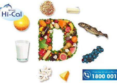 Vitamin D3 có trong thực phẩm nào? Có ở đâu?
