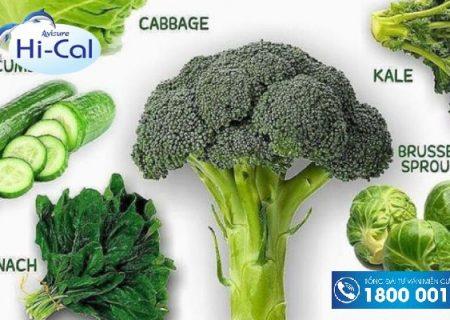 Vitamin K có trong thực phẩm nào cho bà bầu?